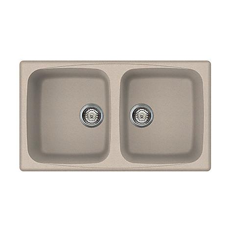 master 450 avena elleci lavello 86x50 2 vasche