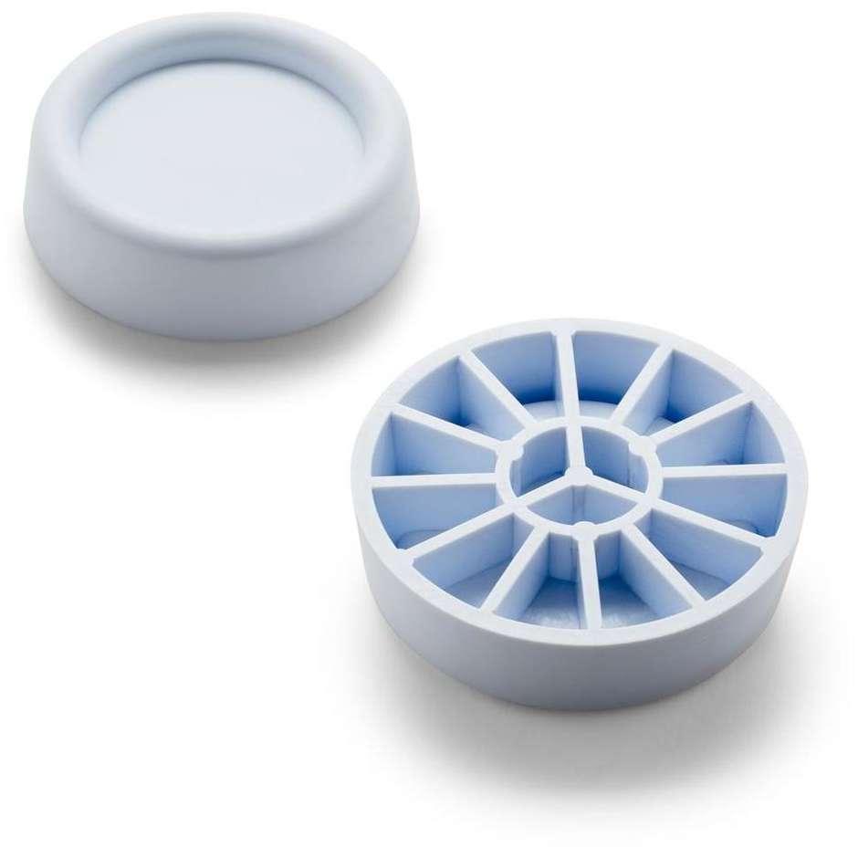 Meliconi 656102 piedini in gomma antivibrazione per lavatrici/asciugatrici