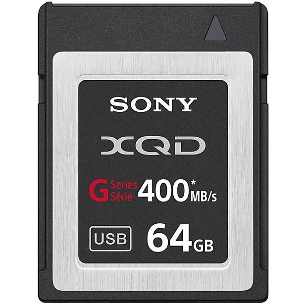 memoria xqd 64gb fino a 400mb/s