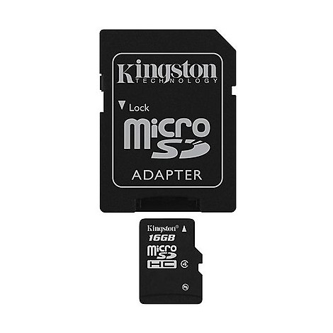 Memory card 16gb microsdhc class 4 flash card