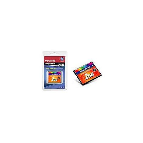 Memory card 2gb compact flash card (133x)