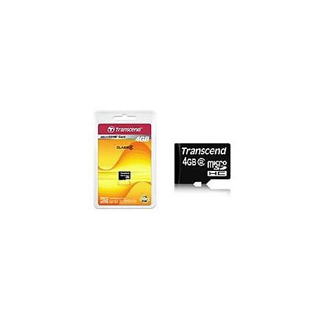 Memory card 4gb micro sdhc(no adapter)