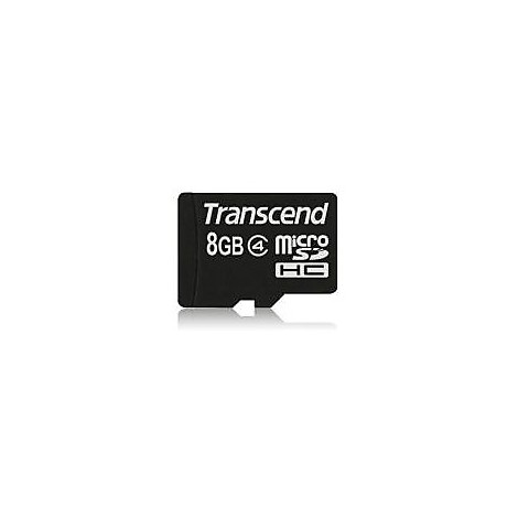Memory card 8 GB micro secure digital hc4