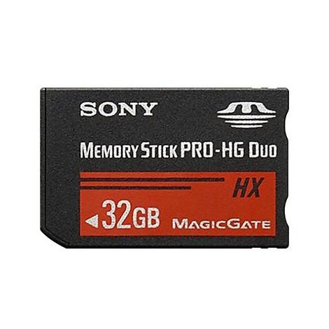memory stick pro hg duo hx 32gb