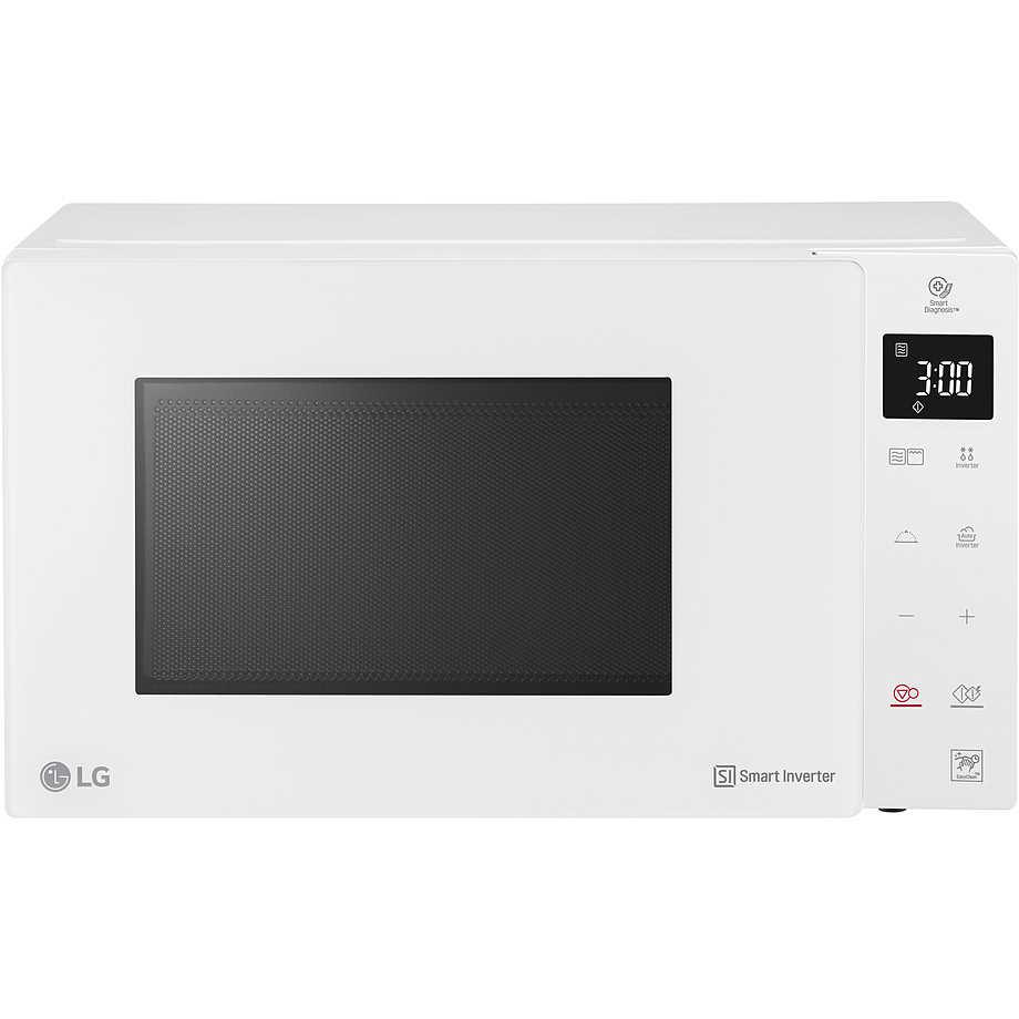 Mh7235gph lg forno a microonde smart inverter grill 32 litri bianco cottura forni microonde - Forno e microonde insieme ...