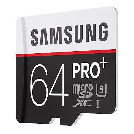 micro sd pro+uhs1 64gb xc grado3