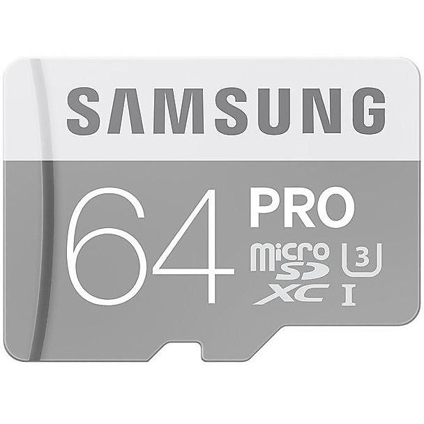 microsd pro 64gb hc uhs grado 1