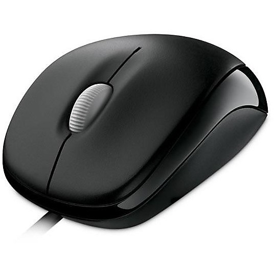 Microsoft Compact Optical Mouse 500 USB colore Nero