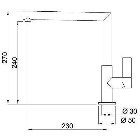 mmkare73 elleci miscelatore ares titanium 73