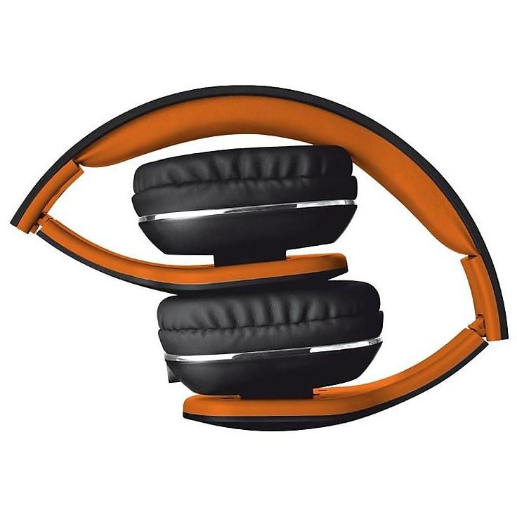 mobi headphone nero/arancione
