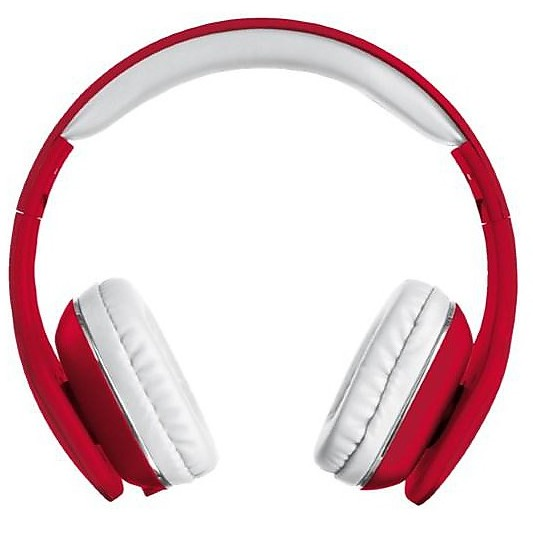 mobi headphone rosso