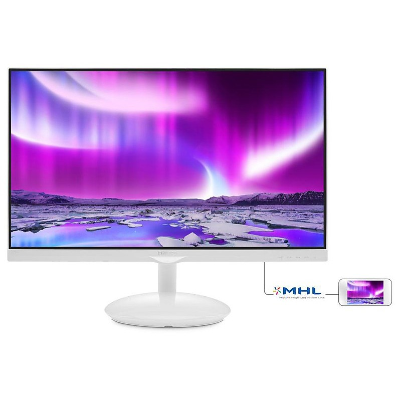 "Monitor 275C5QHGSW 27""  led ah-ips  base living color"