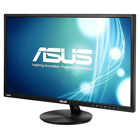 Monitor 27pollici led 1920x1080 multi hdmi vga usb