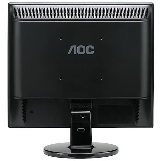 Monitor e719sda LED 17 pollici