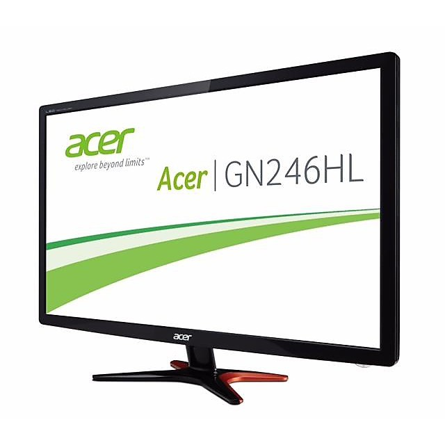 Monitor GN246HLBBID Acer 24 pollici