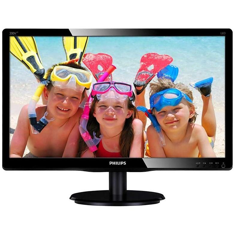 Monitor LED 19,5 pollici Philips 200v4lab
