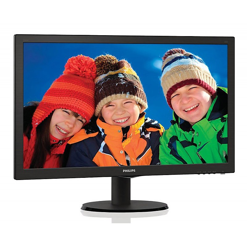 Monitor LED 19,5 pollici Philips 203v5lsb26