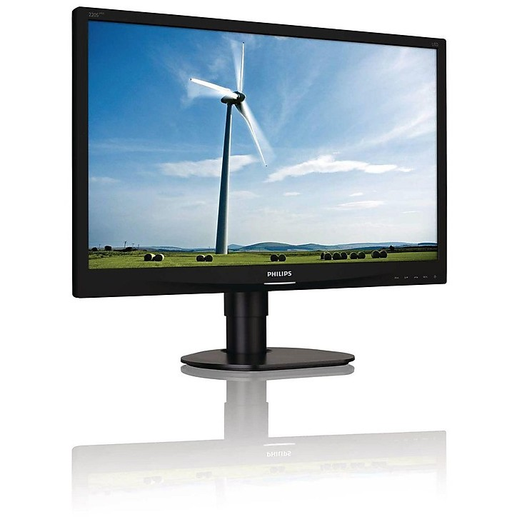 Monitor LED 22 pollici Philips 220s4lcb
