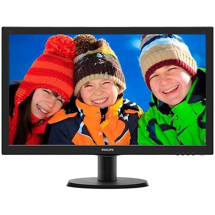Monitor LED 23,6 pollici philips 243v5lhab