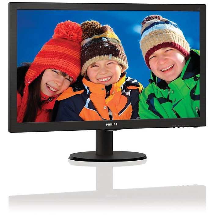 Monitor LED 23 pollici philips 233v5lhab