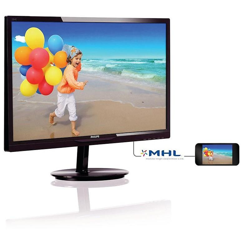 Monitor LED 28 pollici 284e5qhad