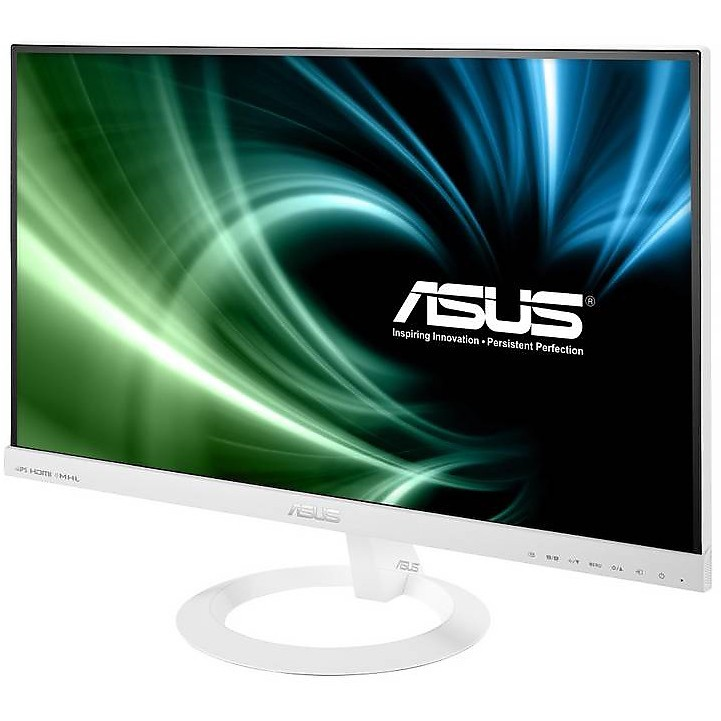 Monitor vx239h-w 23 pollici 1920x1080 noweb White