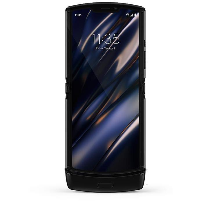 "Motorola Razr Smartphone TIM 6.2"" HD Ram 6 GB Memoria 128 GB Android 9.0 colore Nero"