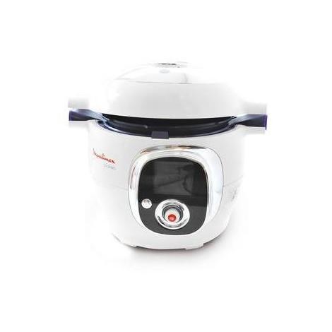 Moulinex ce7061 cookeo robot da cucina multicooker 1200w capacit 6l colore bianco - Robot da cucina moulinex ...