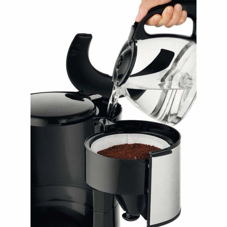 Moulinex FG3608 Subito Macchina da caffè Americano Potenza 1000 Watt Capacità 10 Tazze Colore Nero/ Grigio
