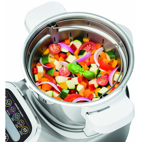 Moulinex hf800a cuisine companion robot multifunzione da for Robot da cucina multifunzione