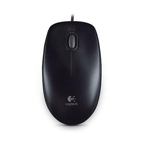 mouse b100 black for business