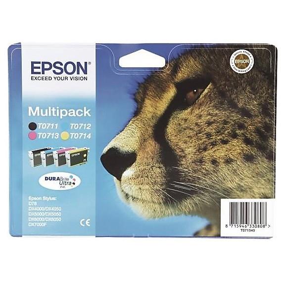 multipack (t071) 4 colori styd78
