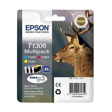 multipack t130 3cart. cervo tg.xl