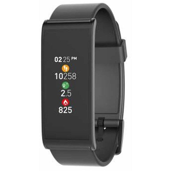 "Mykronoz Zefit 4 Smartwatch Activity Tracker Display 1,06"" Touschscreen Bluetooth colore Nero"