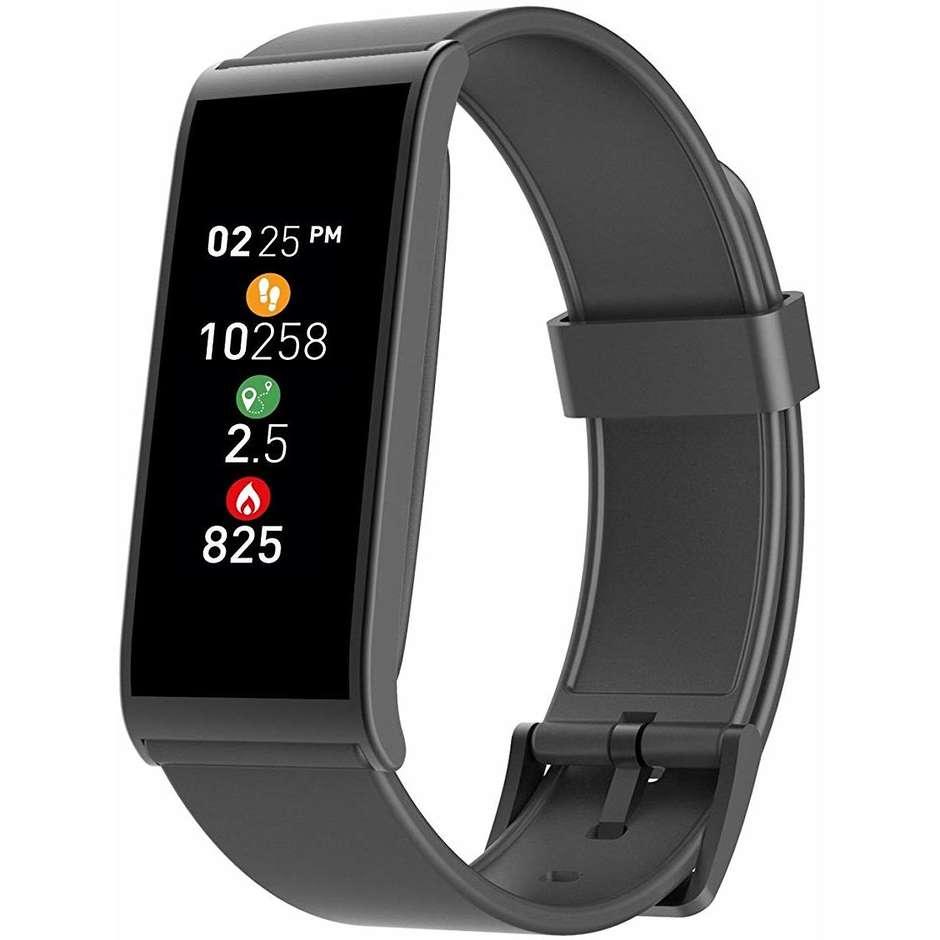 "Mykronoz Zefit 4HR Smartwatch Activity Tracker Display 1,06"" Cardiofrequenzimetro Bluetooth colore Nero"