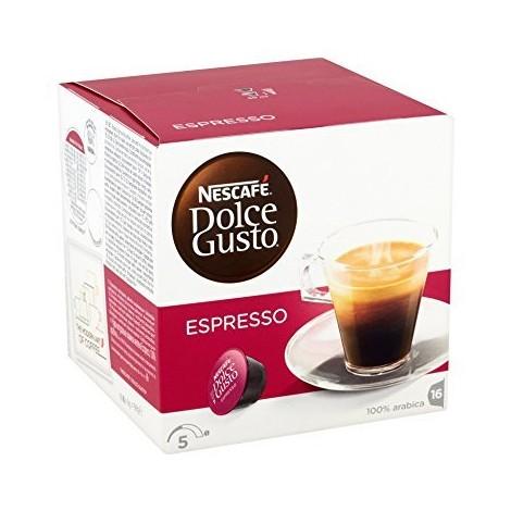 Nestlè 16 capsule dolce gusto espresso