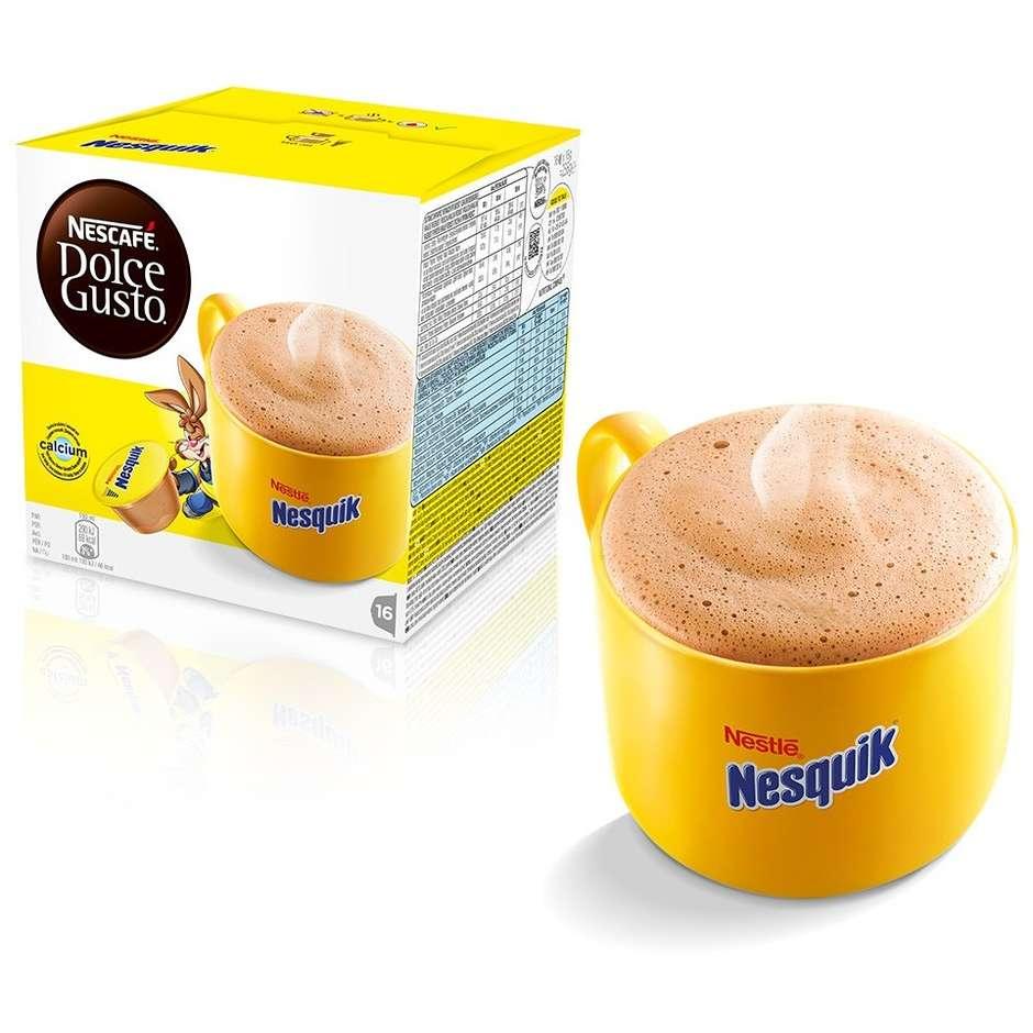 Nestlè 16 capsule dolce gusto nesquik