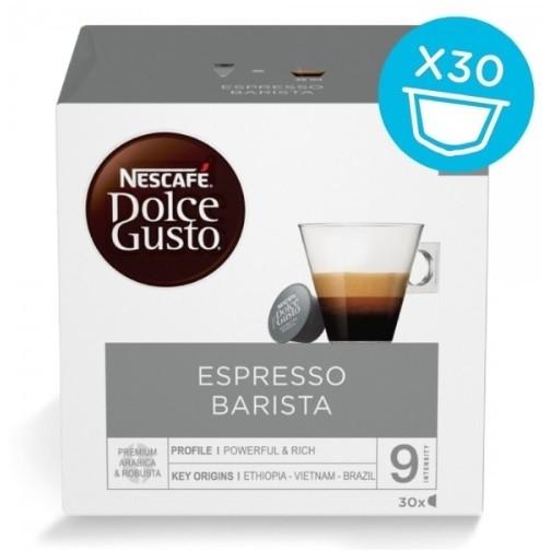 Nestlè Espresso Barista Magnum Capsule per macchine Nescafè Dolce Gusto 30 pezzi