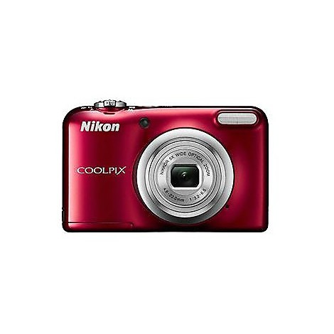 ni coolpix a10 red
