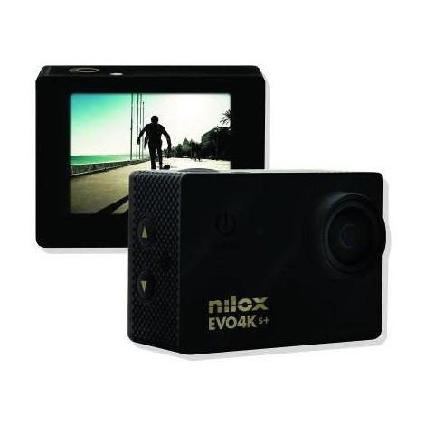 Nilox 13NXAKFH4KS01 Evo 4K S+ Videocamera HD