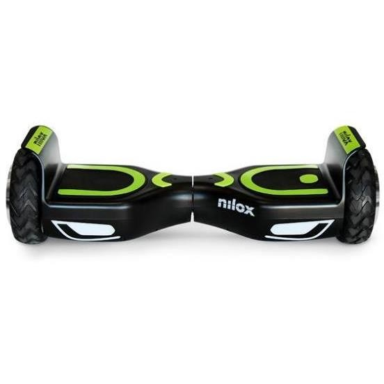 nilox 30nxbk65nwn01 doc 2 hoverboard ruote da 6 5. Black Bedroom Furniture Sets. Home Design Ideas