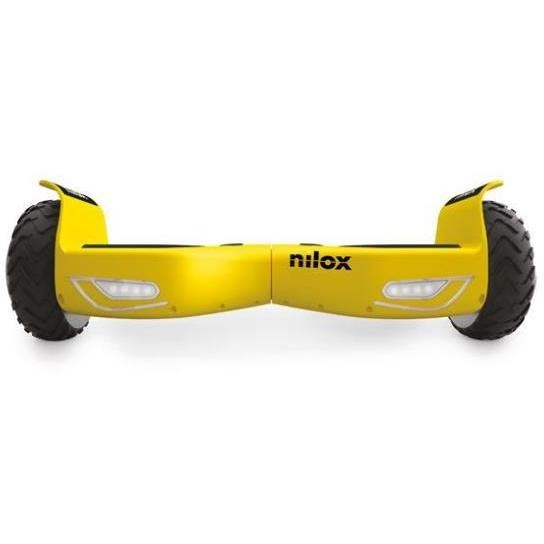 """Nilox Doc 2 Hoverboard 6,5"""" colore Giallo 30NXBK65NWN03"""