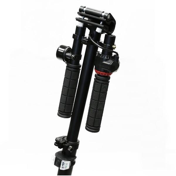 """Nilox DOC ECO 3 BLACK Monopattino elettrico 8"""" velocità max 12 Km/h autonomia 10 Km colore nero"""