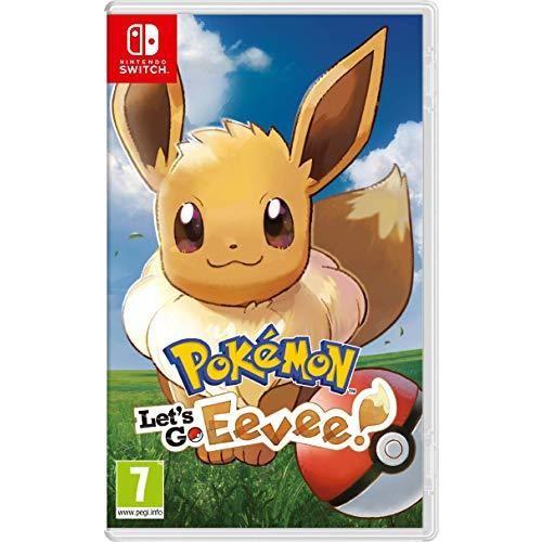 Nintendo Pokémon: Let's Go, Eevee! Videogioco per Nintendo Switch 2524949