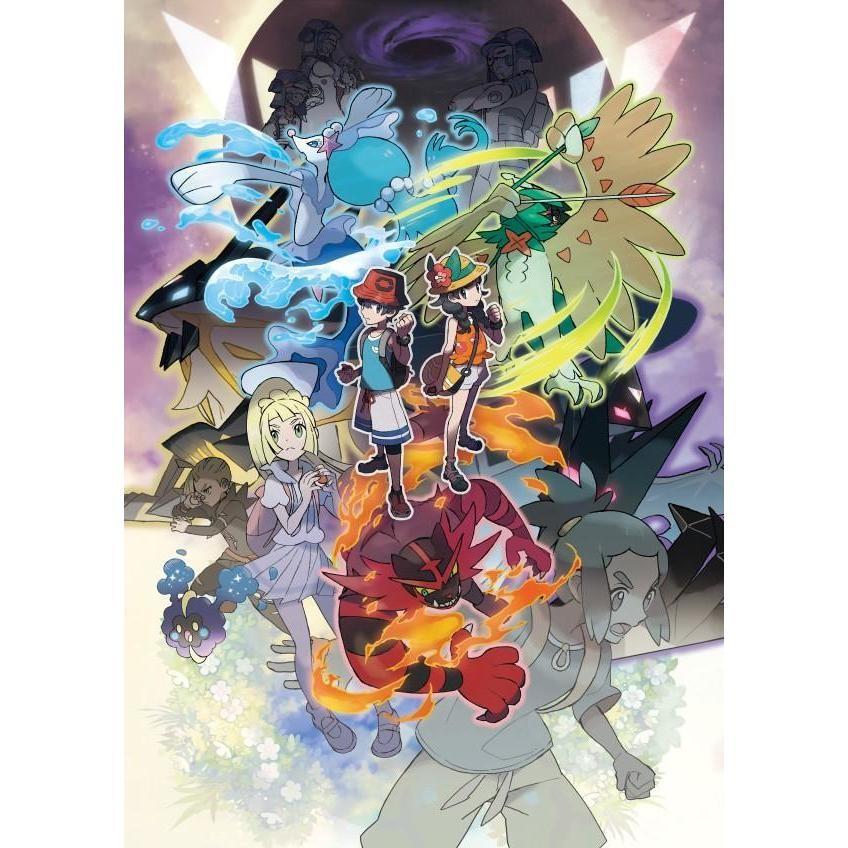 Nintendo Pokémon Ultra Luna Videogame per Nintendo 3DS