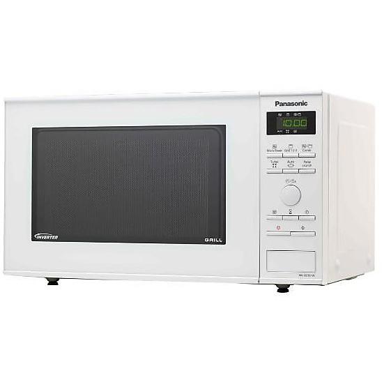 nn-gd351w panasonic forno a microonde bianco
