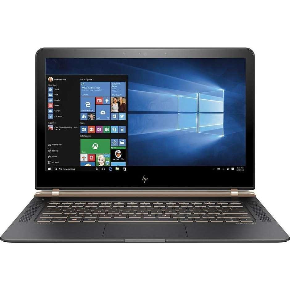 "Notebook 13-v003nl 13,3"" i5-6200 Ram 8GB Hard disk 256GB Windows 10"