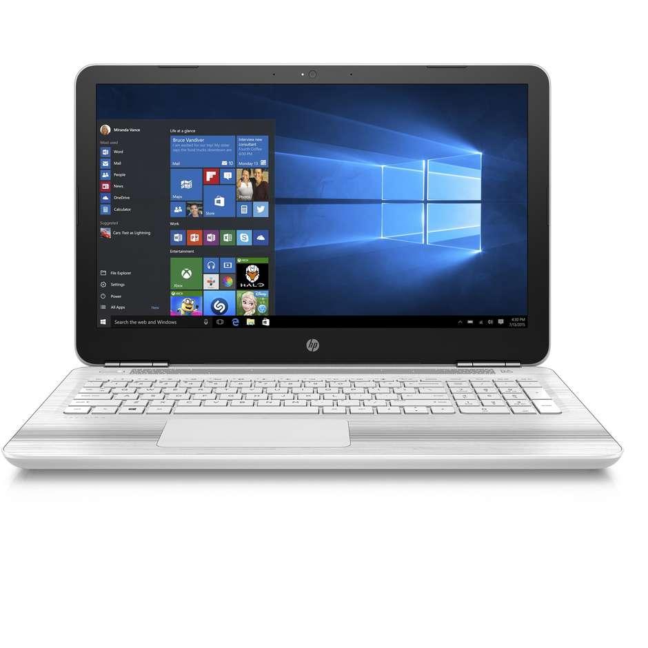 """Notebook 15-au015nl 15,6"""" i5-6200U Ram 8GB Hard disk 1000GB Windows 10"""