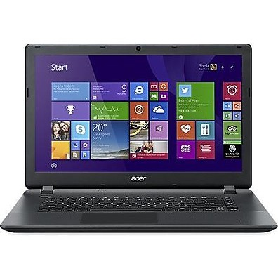 "ACER Notebook es1-520-32be Monitor 15,6"" E1-2500 Ram 4GB Hard disk 500GB Windows 10"