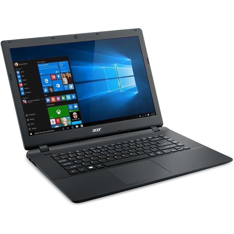 "Notebook es1-522-255q 15,6"" e1-7010 Ram 4GB Hard disk 500GB Windows 10"